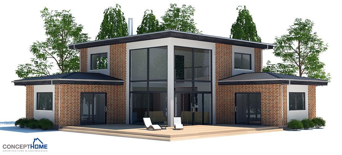 affordable modern home designs home design. Black Bedroom Furniture Sets. Home Design Ideas